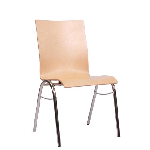 Kovové jedancí židle COMBISIT B40