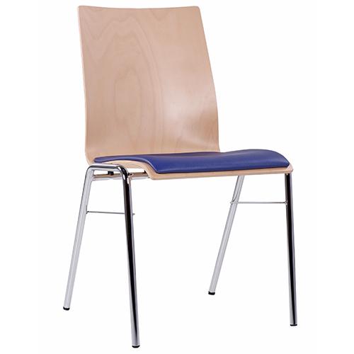Kovoé konferenční židle