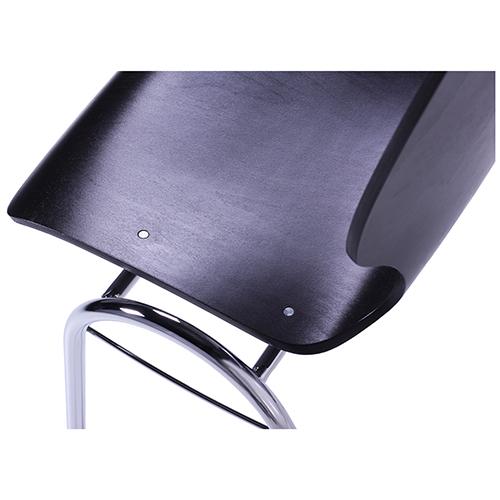 Kovové židle pro konference