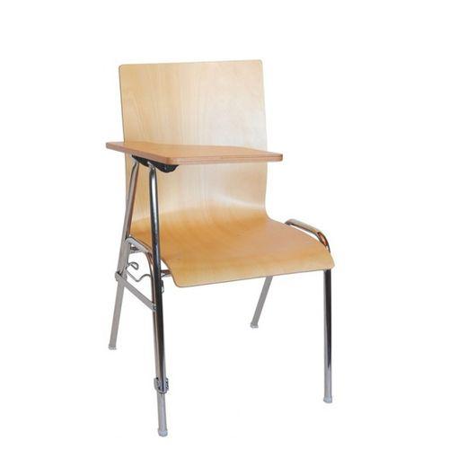 COMBISIT SEMINAR ER kovové židle s psací podložkou