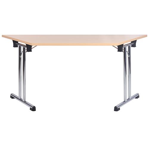 Skládací stoly trapézové
