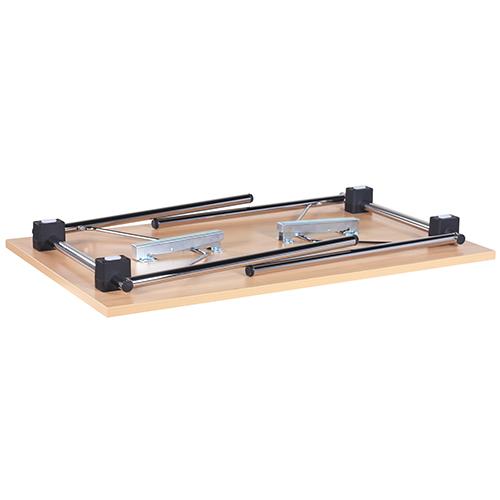 Kovové skladacie stoly MUC xxx25 rôzne rozmery