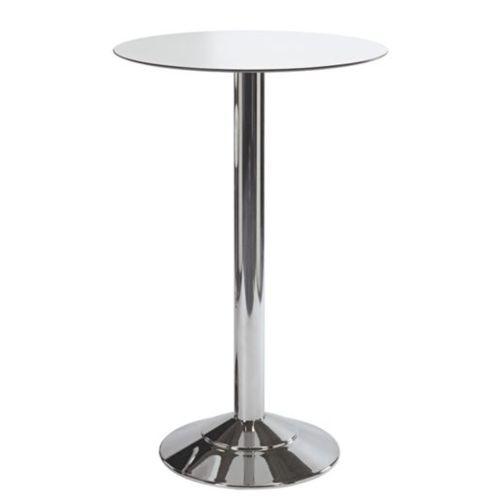 Kovové barové stoly EMBO CR HPL D69