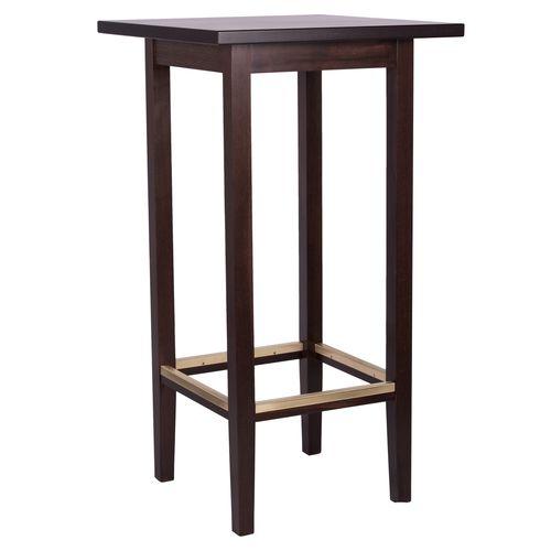 Dřevěné barové stoly BELLUNO 66