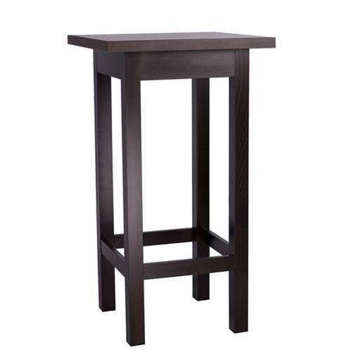 Dřevěné barové stoly BELLINDA HR
