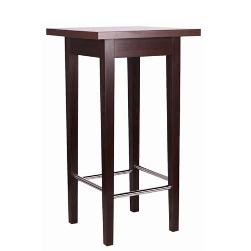 Masivní dřevěné barové stoly BELLINDA-K