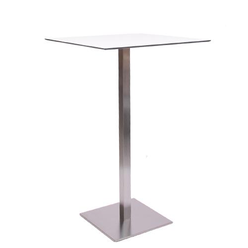 Kovové barové stoly MANILA IX BAR HPL HR69-10