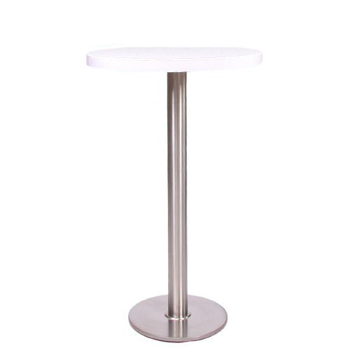 Kovové barové stoly ARICA CR BAR D70-44