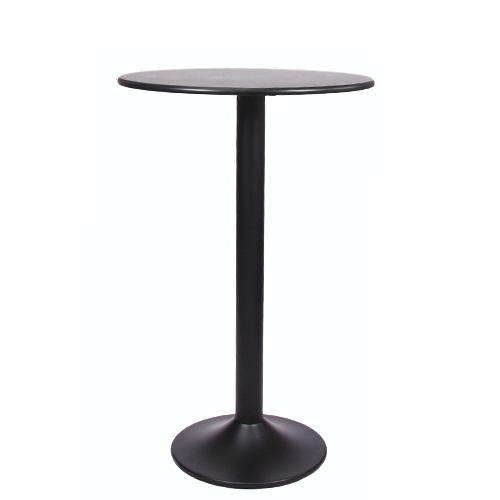 Kovové barové stoly DUCA BAR MDF D70-18