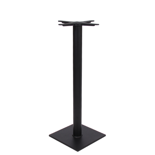 kovové barové podnože, nohy pod barový stůl
