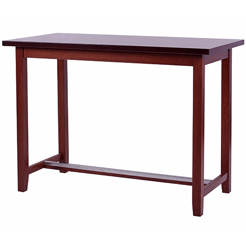 Jídelní dřevěné barové stoly