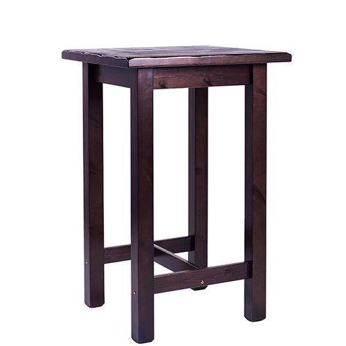 Dřevěné barové stoly FRANCA SFA 77 Antik look