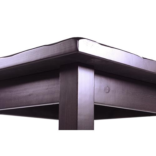 Barové stoly masivní dřevo