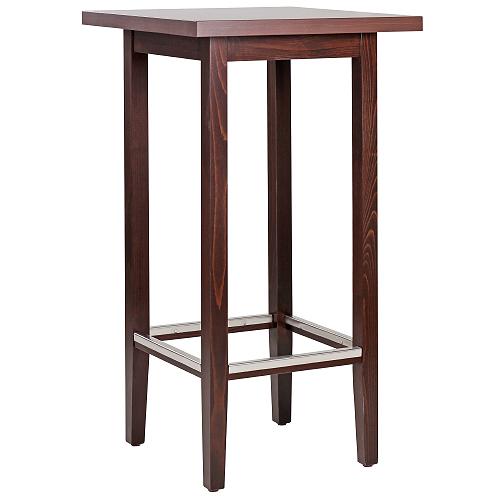 Drevené barové stoly