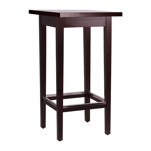 Drevěné barové stoly do reštauracie