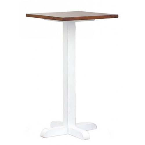 Dřevěné barové stoly  ARTO V Vintage Look borovice