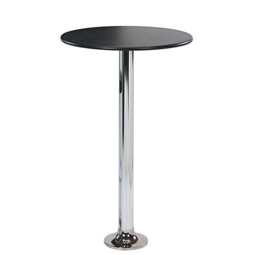 Kovové barové stoly NAVEX CR D70-MDF18
