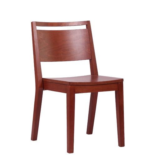 Dřevěná židle LUCAS ST