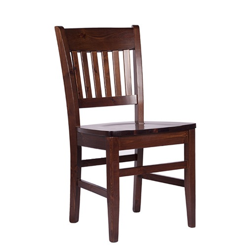 Dřevěná židle BEN
