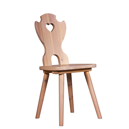 Dřevěná židle ROSI