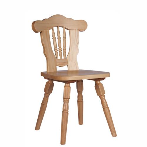 Dřevěná židle TIROL