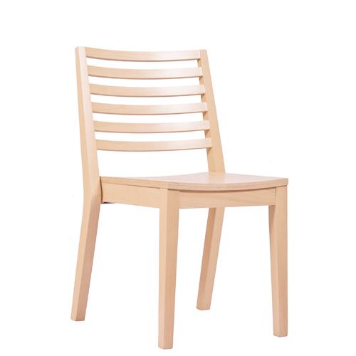 Dřevěná židle LUISA ST