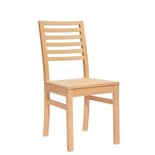 Dřevěná židle SCARLET