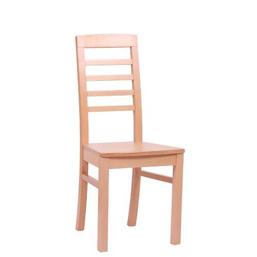 Dřevěná židle BIANCA