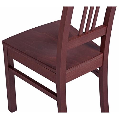 Drevený sedák
