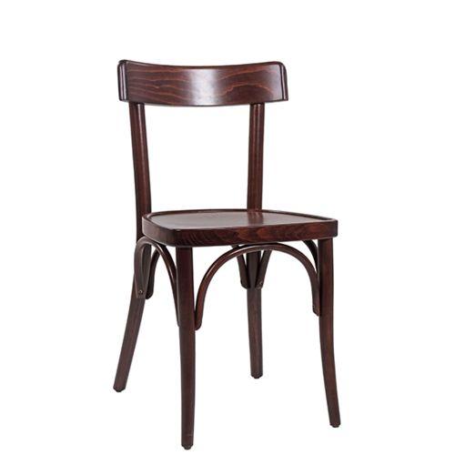 Dřevěné ohýbané židle CLASSICO S61