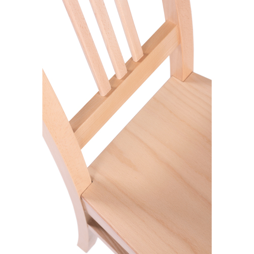 dřevqné bistro židle