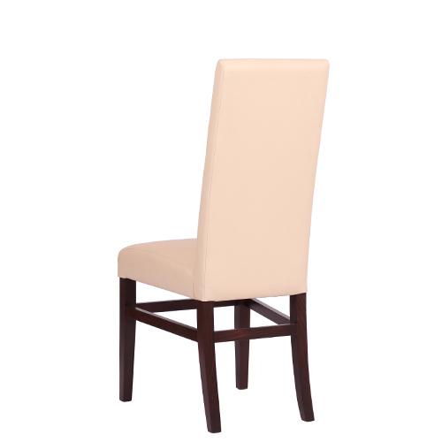 Stoličky dřevěné čalouněné do restaurace