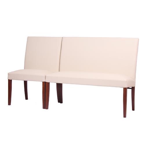 Čalouněné židle široké do restaurace