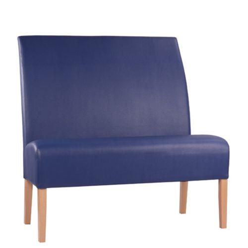 Dřevěná čalouněná lavice MARCUS DUO