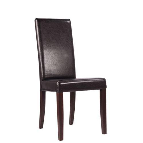 Drevěné čalúnené stoličky do reštaurácie
