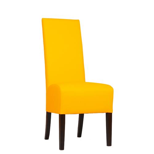 Dřevěná čalouněná židle pro restaurace ALBETTA