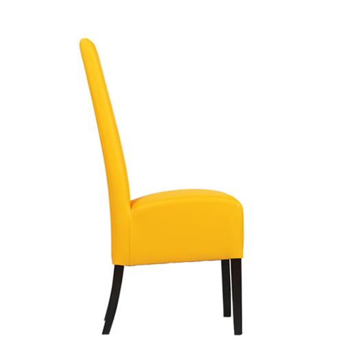 Jídelní židle čalouněná restaurační  Vinetta