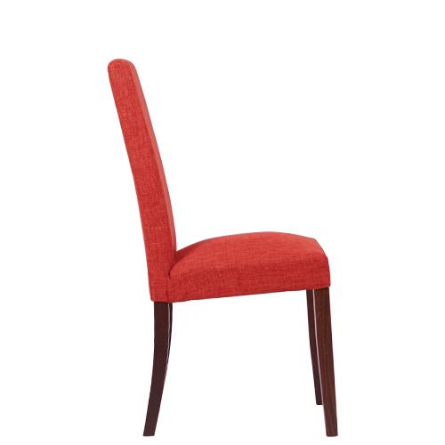 Dřevěné celočalouněné židle do restaurace