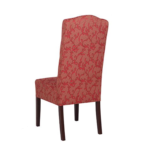 Čalouněná dřevěná židle do restaurace