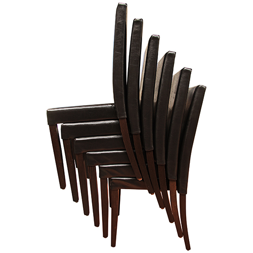 Drevené stoličky s možnosťou čalúnenia