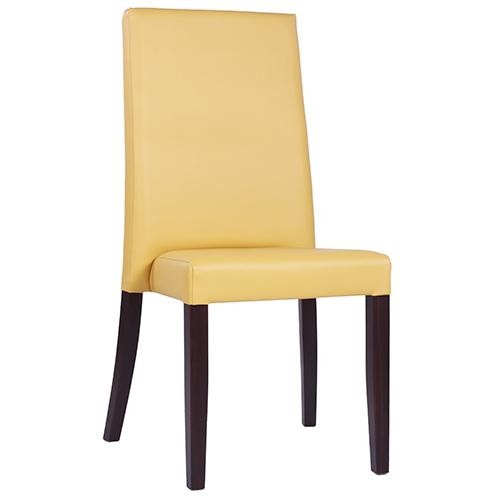 Čalouněné židle do restaurace