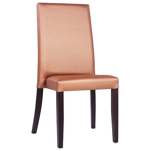 Čalůnené stoličky do reštaurácie s možnosťou stohovania