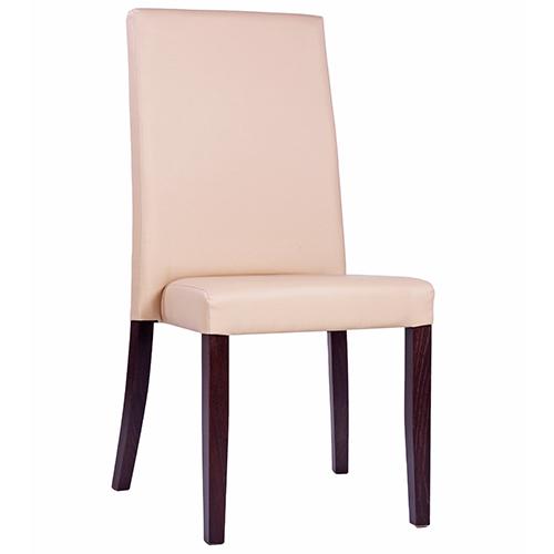 Čalouněné židle do restaurace stohování