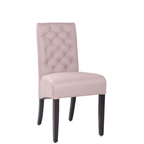 Čalouněné židle ARIANNA s ozdobným prošíváním na opěrce