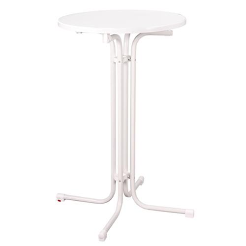Stůl pro bankety RUBEN BAR bílý