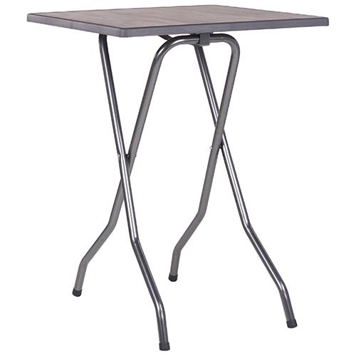 Kovové barové stoly sklapovací pro bankety
