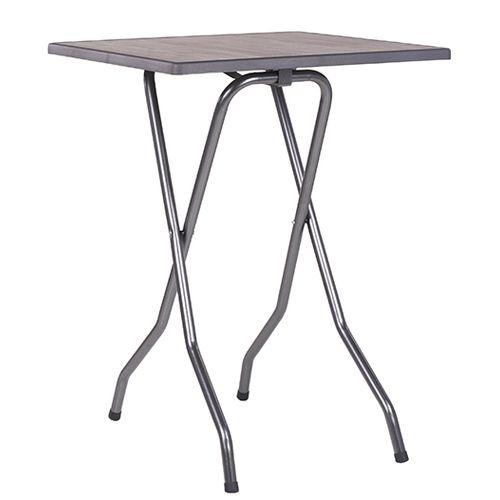Kovové sklapovací barové stoly BREDA