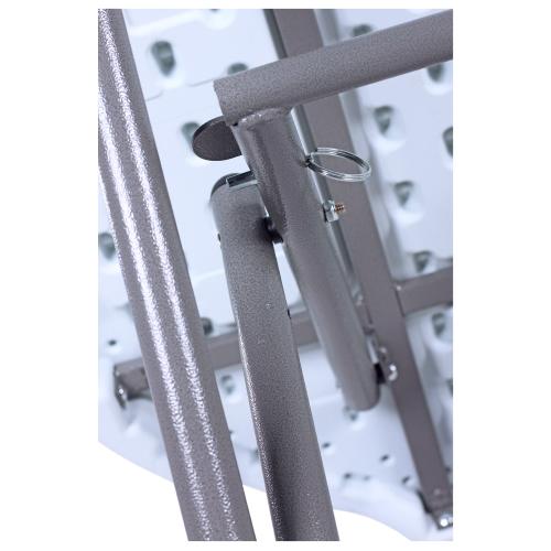Barové kovové skládací stoly