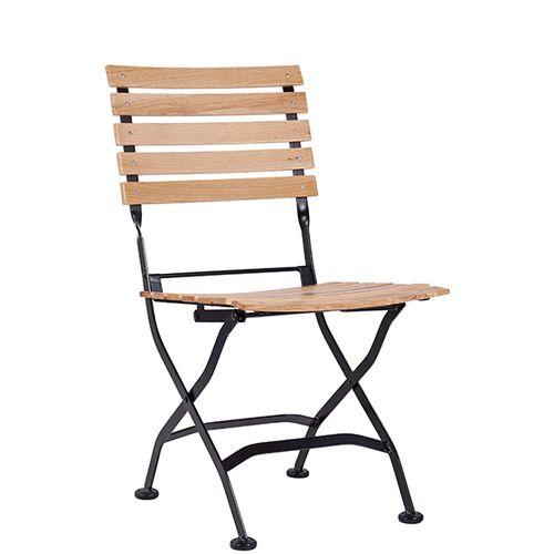 Zahradní sklapovací židle VERA