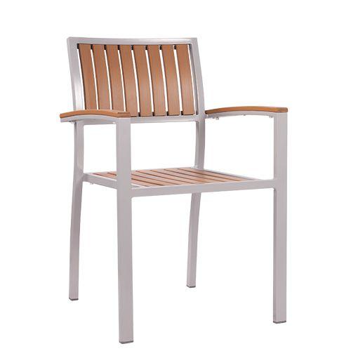 Zahradní židle TIMOR PL  barva přírodní